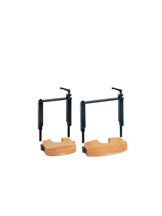 Aigner draagrails voor bogenfräsmaster